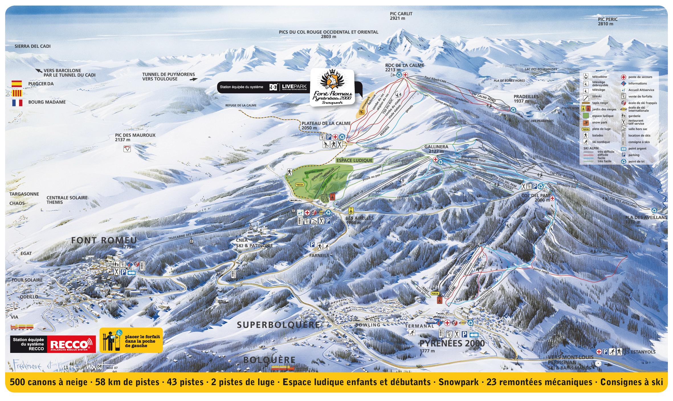 Ski Font Romeu