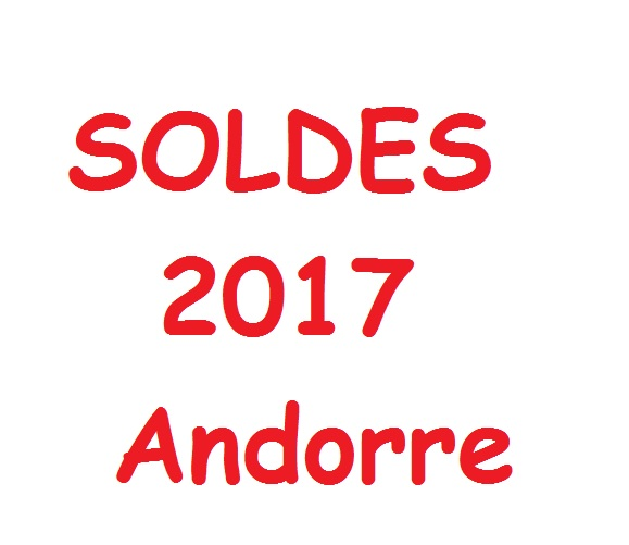 Sorties shopping soldes Andorre 2017